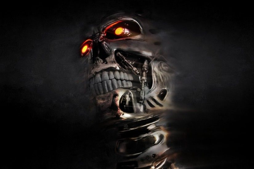 3d skull backgrounds wallpaper
