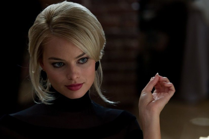 Preview wallpaper margot robbie, naomi lapaglia, the wolf of wall street  1920x1080