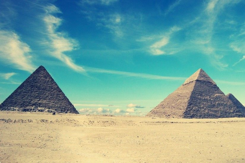 Pyramids, Egypt wallpaper - vk2vu7