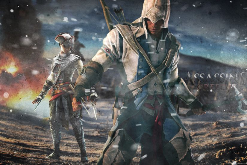 Assassin's Creed 3 by emperaa Assassin's Creed 3 by emperaa