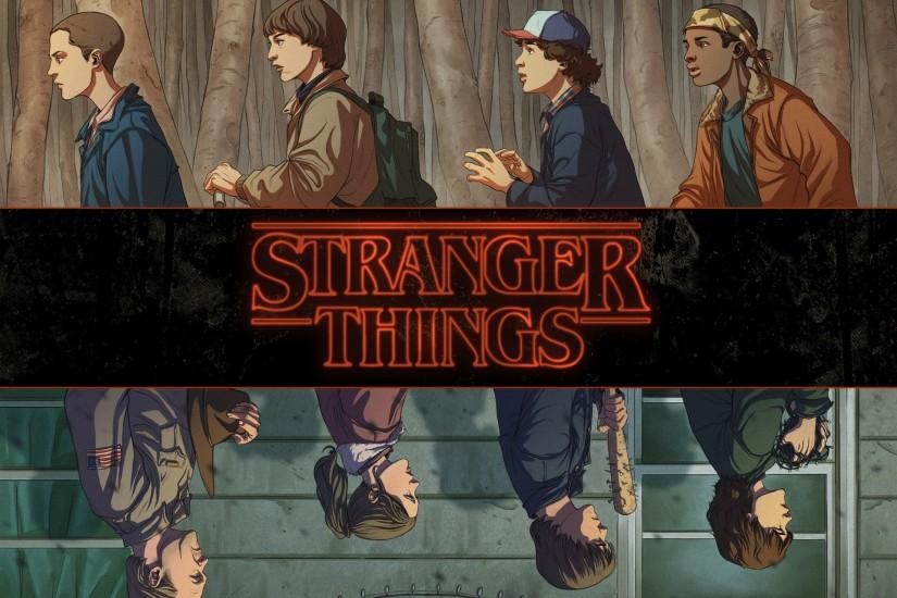 Stranger Things poster by Ario Murti ...