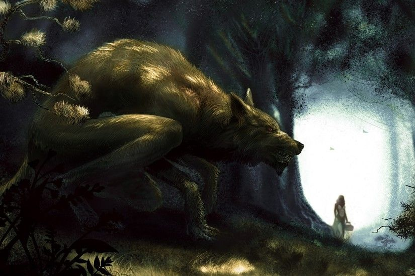 werewolf full hd 2560x1440