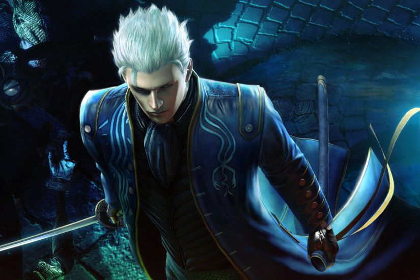 1920x1080 HD Wallpaper | Background ID:706009. 1920x1080 Video Game Devil  May Cry 4