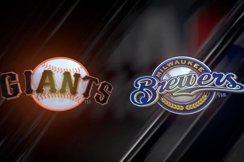 [PS4] MLB® 16 The Show™_ San Francisco GIANTS Vs Milwaukee BREWERS