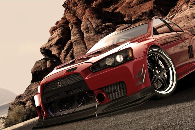 Mitsubishi Lancer Evolution X wallpaper Car wallpapers 1920×1080