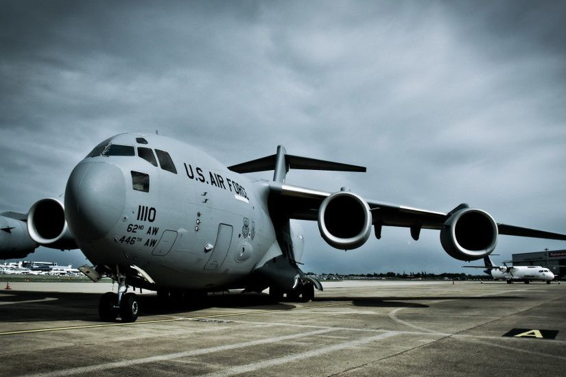 U.S. Air Force – big military aircraft: