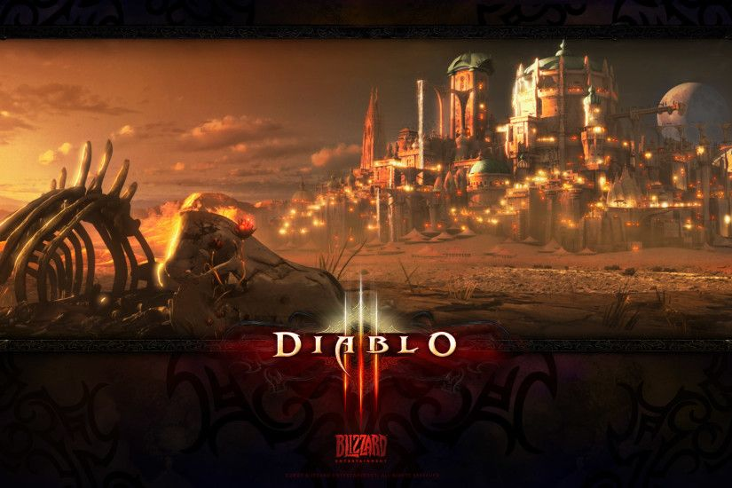 DIablo 3 18 wallpaper from Diablo 3 wallpapers