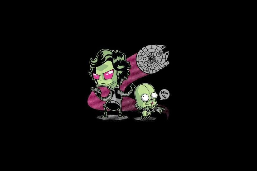 Invader Zim Star Wars