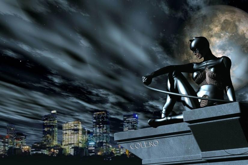 Catwoman HD desktop wallpaper | Catwoman wallpapers