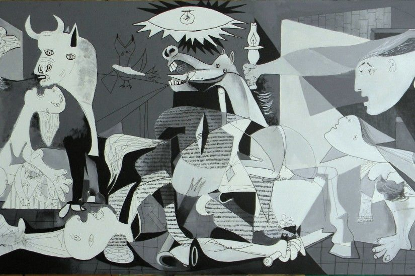 Images For > Guernica Wallpaper