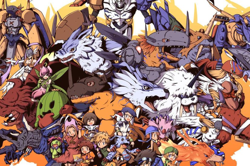 Download Digimon Game Wallpaper 1920x1080 | Full HD Wallpapers