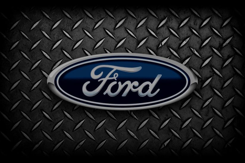 Ford Logo Wallpaper HD Backgrounds Wallpaper with 1920x1080 Resolution