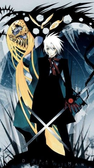 D Gray Man Wallpaper Hd