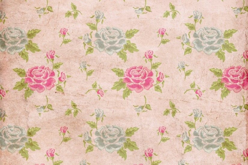 floral pattern paper texture wallpaper vintage background flower pattern  roses