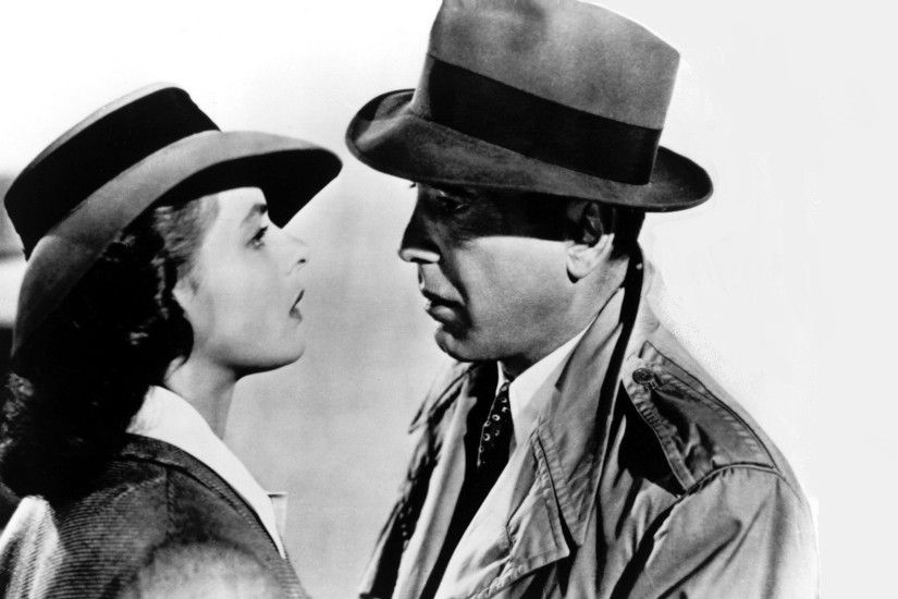 movies, Casablanca, Humphrey Bogart, Ingrid Bergman Wallpapers HD / Desktop  and Mobile Backgrounds