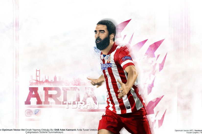 ... Arda Turan Vector and wallpaper by KozanGraphic