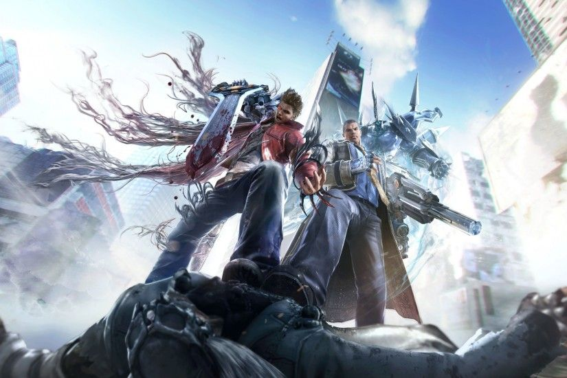 Download Rise Of Incarnates Game Background