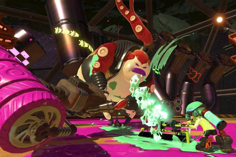 splatoon wallpaper 1920x1080 free download