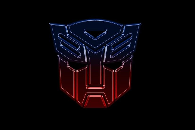 Free Wallpapers - Transformers Autobots Logo wallpaper