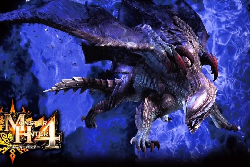 Monster Hunter 4 OST - Goa Magara theme remix.