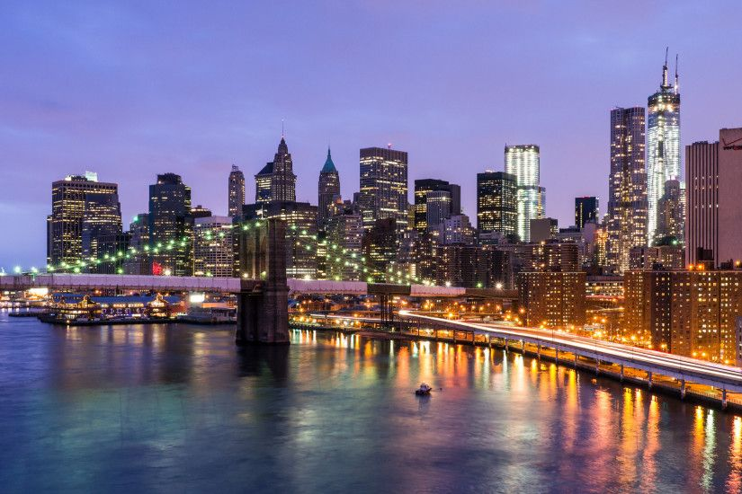 40 HD New York City Wallpapers/Backgrounds For Free Download ...