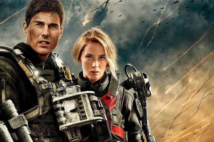 movies, Edge Of Tomorrow, Tom Cruise, Emily Blunt Wallpapers HD / Desktop  and Mobile Backgrounds