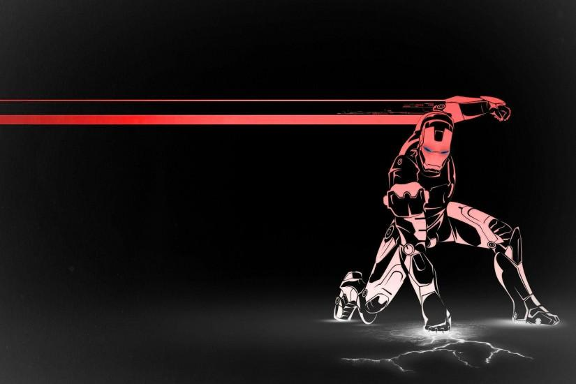 free iron man wallpaper 2560x1440