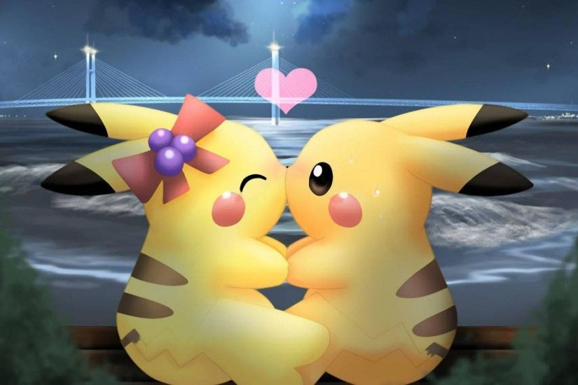 Love pikachu wallpaper - (#13983) - High Quality and Resolution .