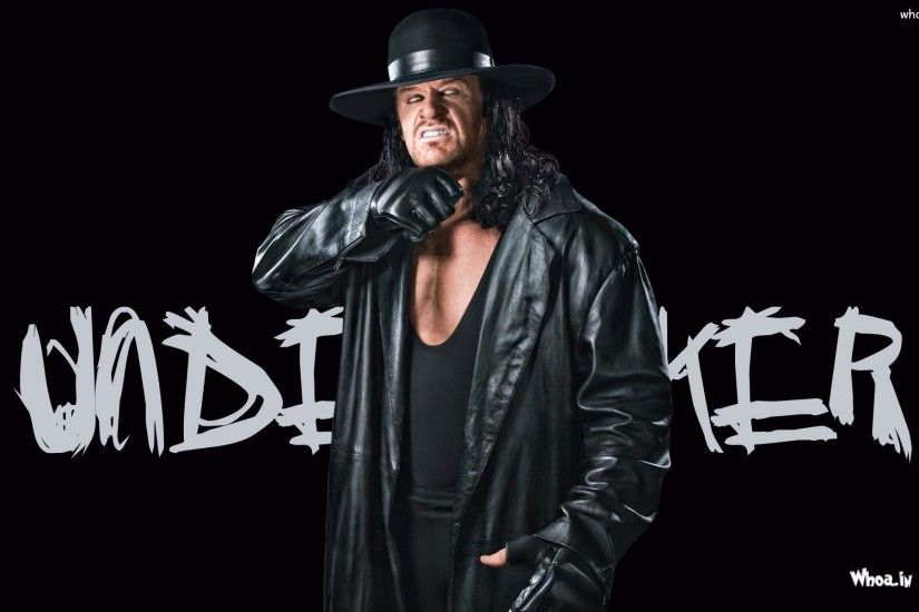 ... The Undertaker Ready To Kill Wallpaper
