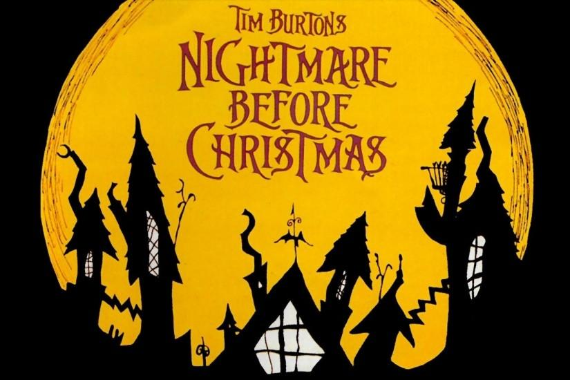 beautiful nightmare before christmas wallpaper 1920x1080 for windows 7