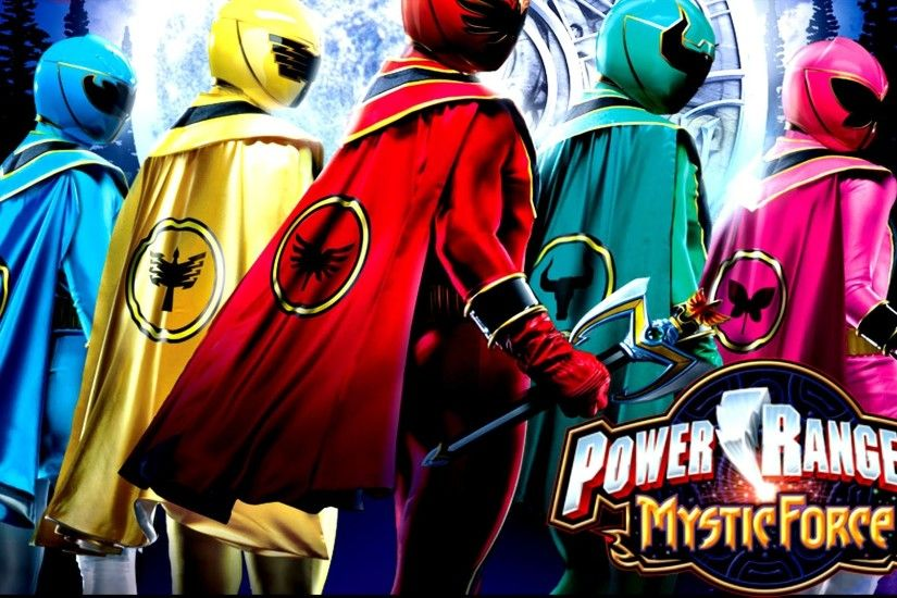 Power Rangers Mystic Force - Google Search