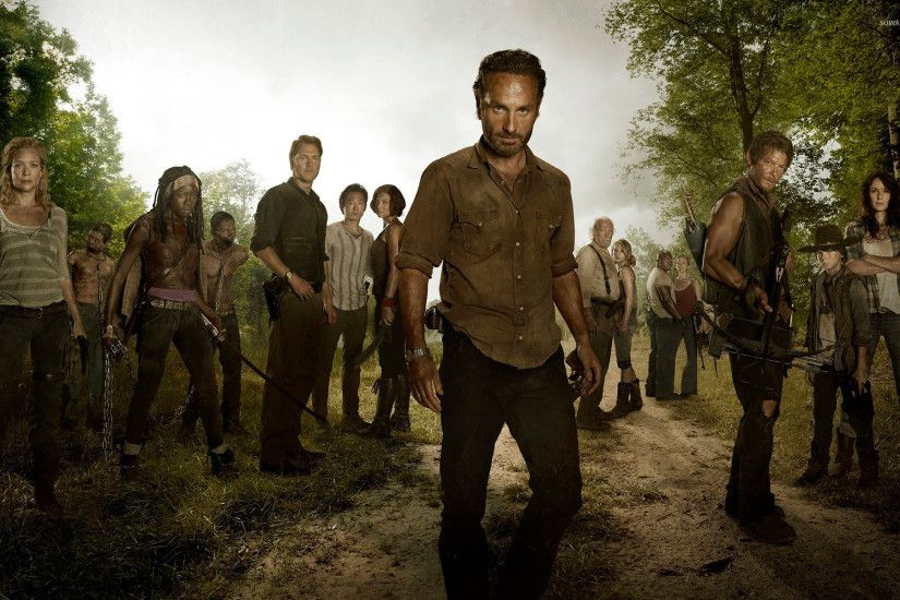 The Walking Dead [2] wallpaper