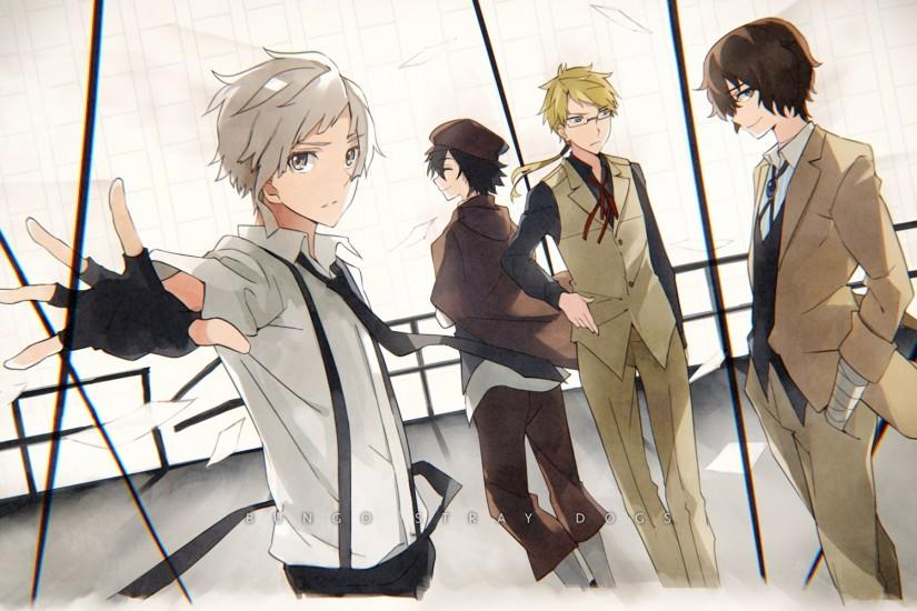 HD Wallpaper | Background ID:720824. 1920x1200 Anime Bungou Stray Dogs