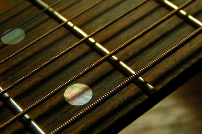 Acoustic Guitar Wallpaper 786657