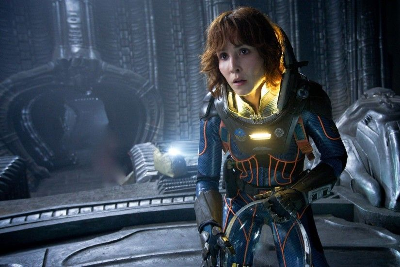 On Second Thought, Noomi Rapace Won't Appear in 'Alien: Covenant' | Inverse