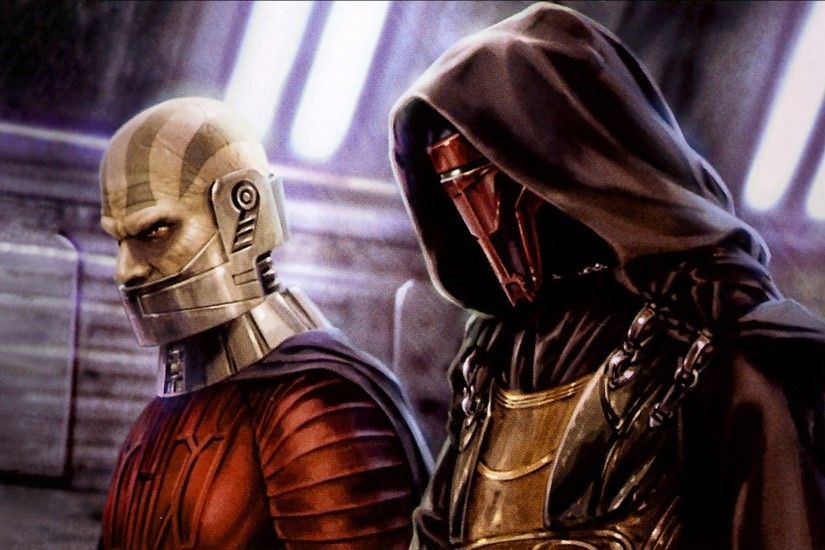 Star Wars, Darth Revan, Darth Malak Wallpapers HD / Desktop and Mobile  Backgrounds