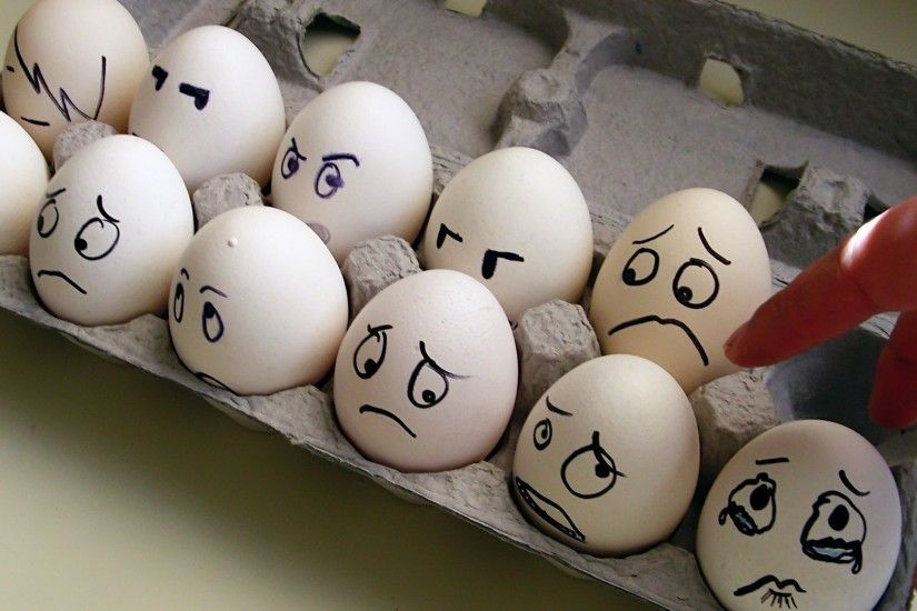 Funny Images | Crazy Funny Eggs 1080p HD Wallpaper | 1080p HD Wallpapers