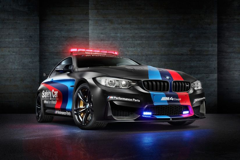 2015 BMW M4 MotoGP Safety Car Wallpapers HD Wallpapers