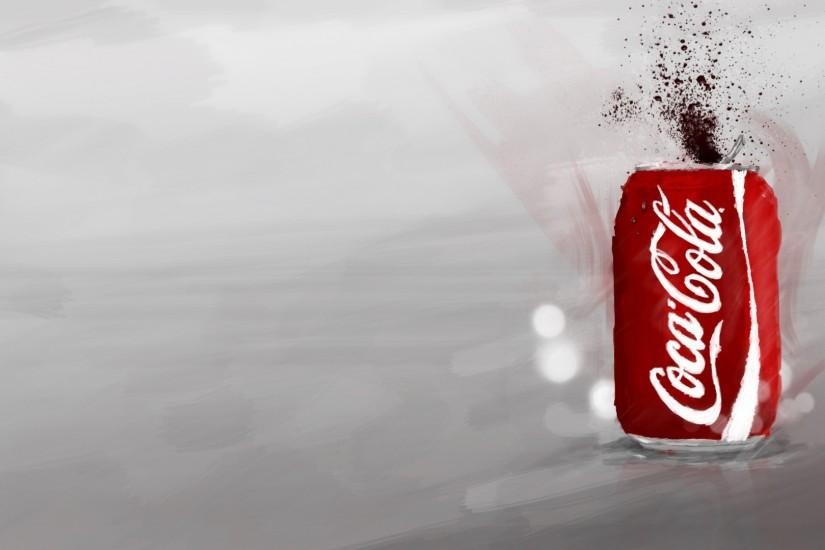 Wallpapers » Coca cola Wallpapers 0 HTML code.  wallpoper.com/images/00/41/12/60/minimalistic-