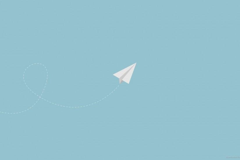 plane, minimal, flying, paper, wallpaper, wallpapers, miscellaneous .