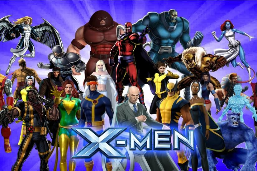 ... Joshua121Penalba X-MEN Wallpaper 1 by Joshua121Penalba