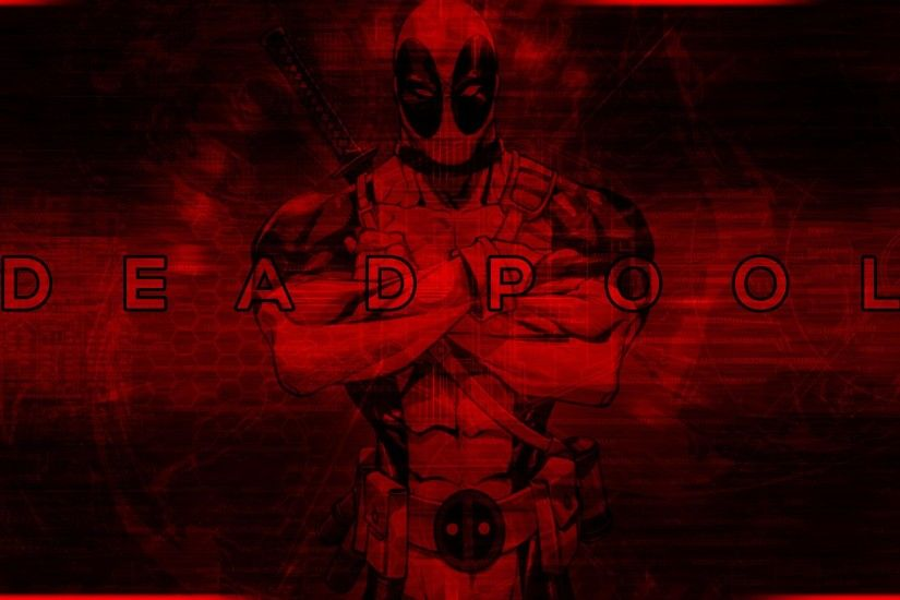 Download Free Deadpool Background.