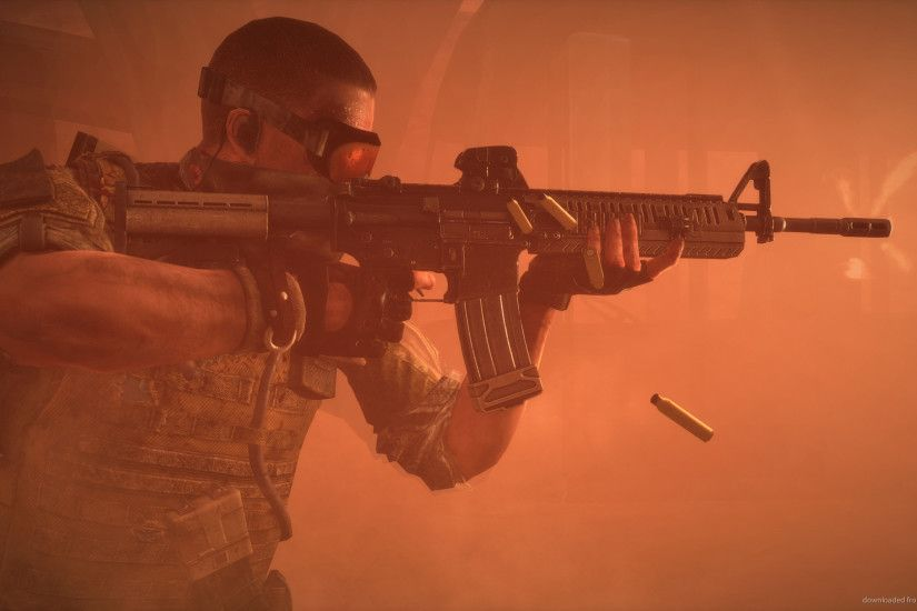 1600x900 Spec Ops The Line Stormfront wallpaper