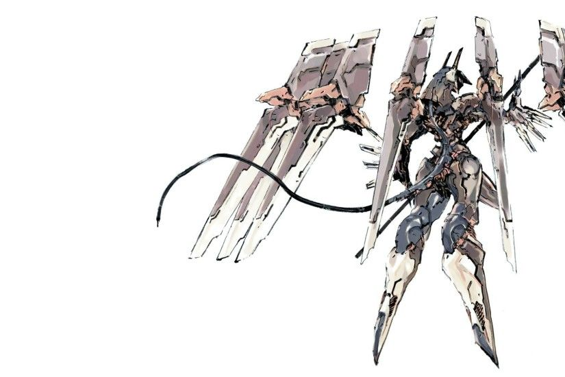 Video Game - Zone Of The Enders: The 2Nd Runner Anubis (Zone of the