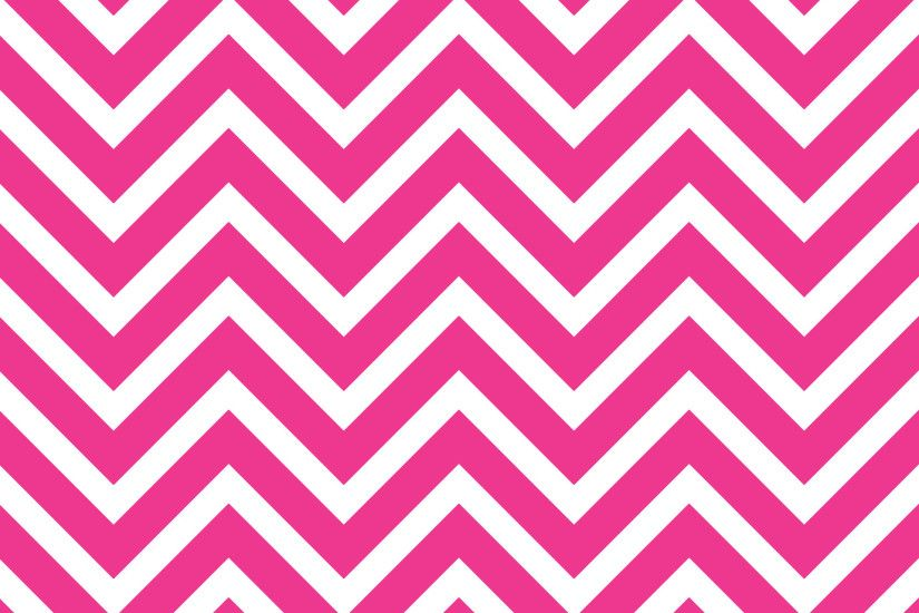 Chevrons Stripes Pink Background