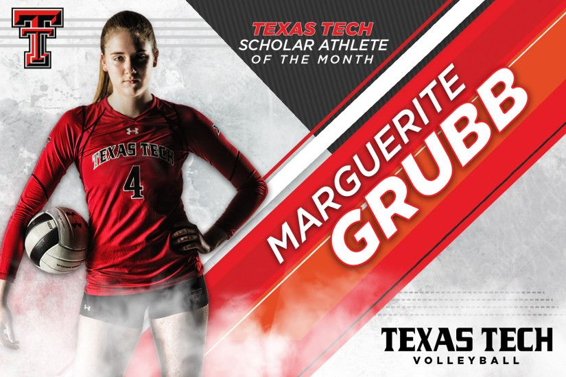 Red Raider Club Scholar Athlete of the Month: Marguerite Grubb