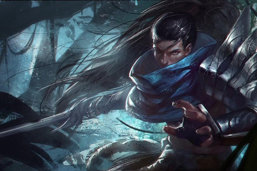 yasuo wallpaper 1920x1080 for mac