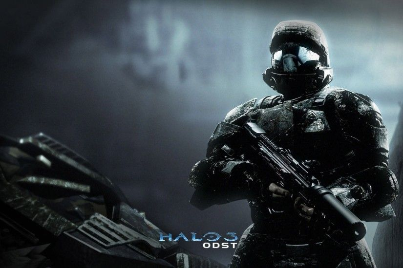 Video Game - Halo 3: ODST Wallpaper