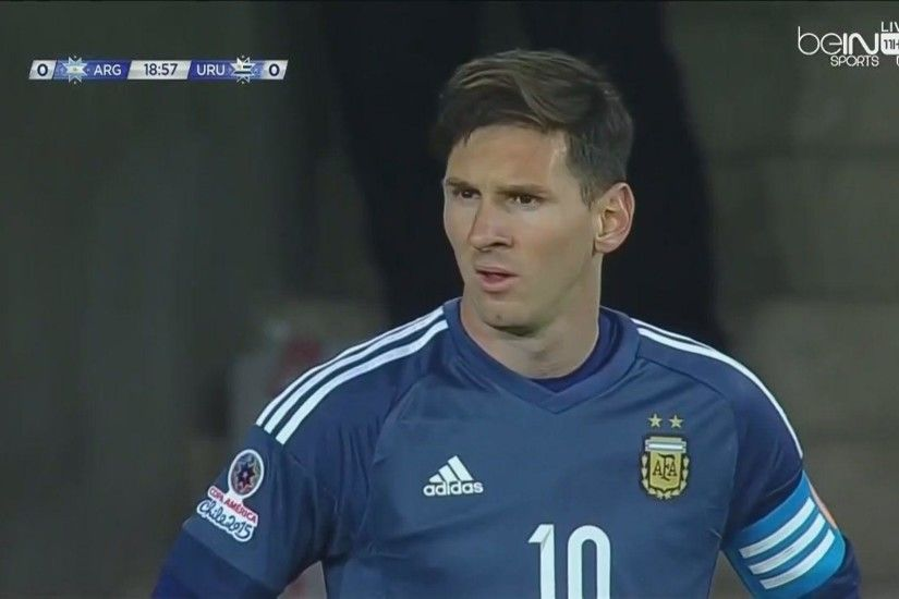 Lionel Messi vs Uruguay (Copa America 2015) HD 1080p by LMCompsHD .
