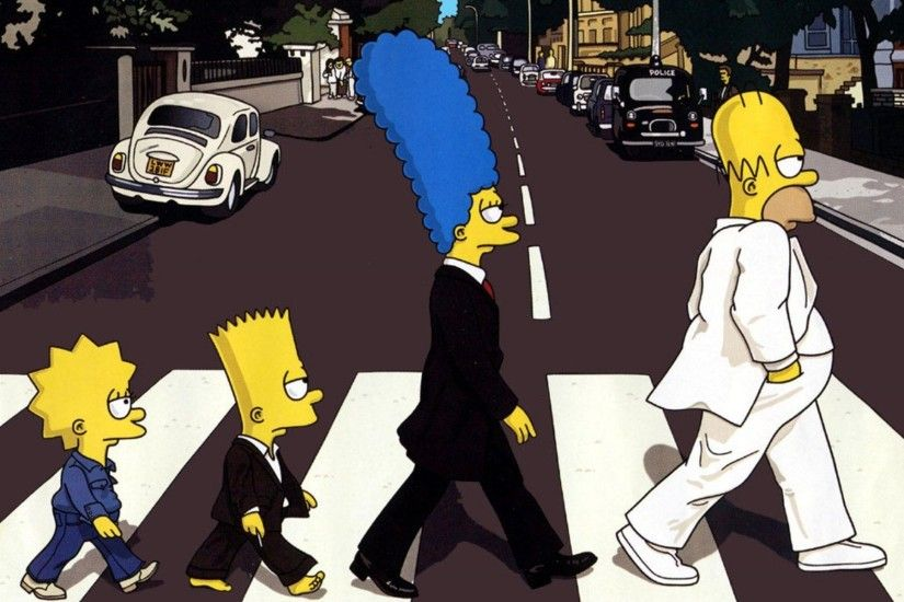1920x1080 TV Show - The Simpsons Homer Simpson Bart Simpson Lisa Simpson  Marge Simpson Montgomery Burns Wallpaper